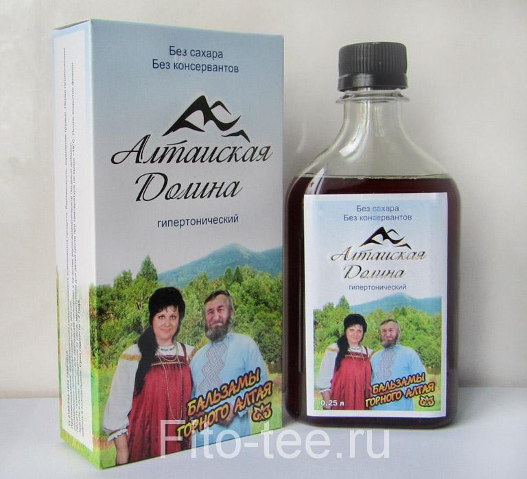 Алтайская долина (гипертонический)