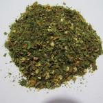 Боярышник (цвет с листом)